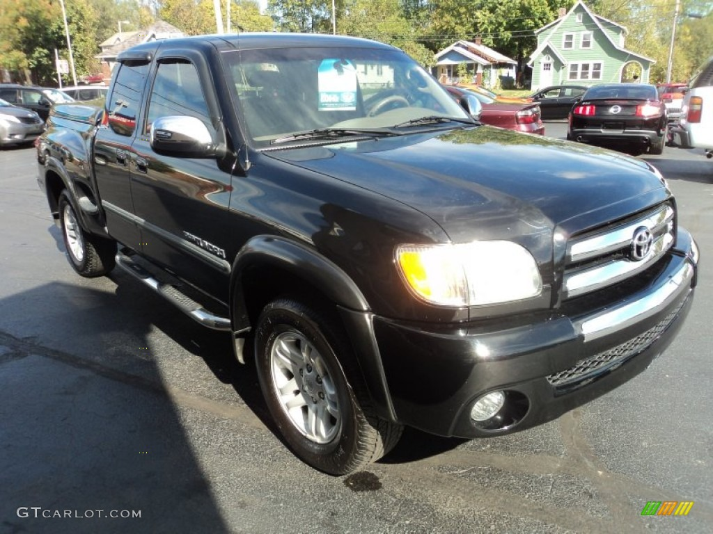 2003 toyota tundra sr5 access cab 4x4 exterior photos. Black Bedroom Furniture Sets. Home Design Ideas