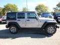 2016 Billet Silver Metallic Jeep Wrangler Unlimited Rubicon 4x4  photo #9