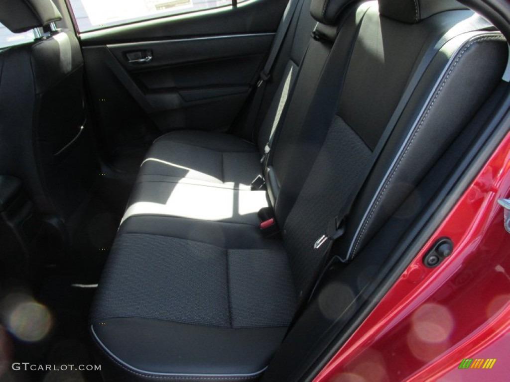 2016 Barcelona Red Metallic Toyota Corolla S Plus 107659987 Photo 18 Car