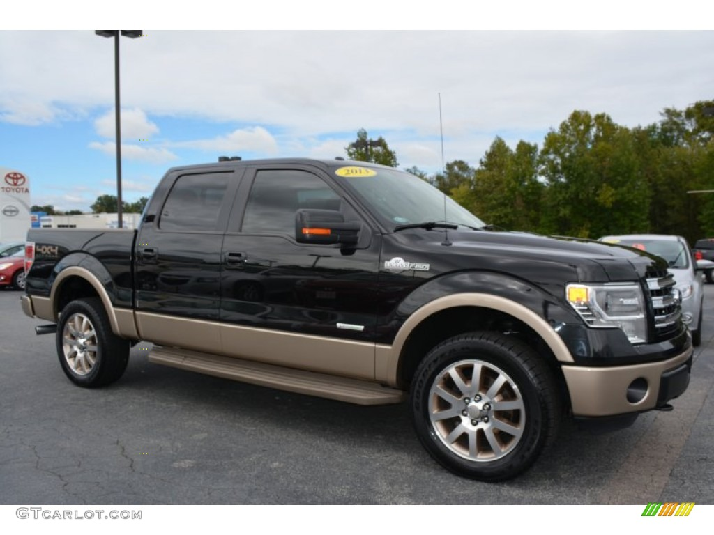 2013 kodiak brown metallic ford f150 king ranch supercrew 4x4 107659879 car. Black Bedroom Furniture Sets. Home Design Ideas