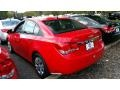 2016 Red Hot Chevrolet Cruze Limited LS  photo #3