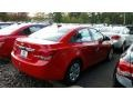2016 Red Hot Chevrolet Cruze Limited LS  photo #5