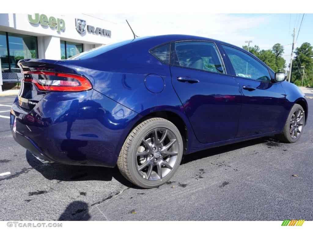 2016 True Blue Pearl Dodge Dart SXT Rallye #107685588 ...
