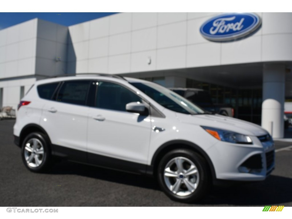2016 ford escape white 200 interior and exterior images. Black Bedroom Furniture Sets. Home Design Ideas