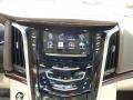 2016 Cadillac Escalade Tuscan Brown Interior Controls Photo
