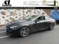 Black Sapphire Metallic 2013 BMW M6 Coupe