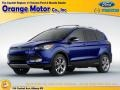 2016 Deep Impact Blue Metallic Ford Escape SE #107685574