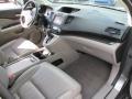 2012 White Diamond Pearl Honda CR-V EX-L 4WD  photo #16