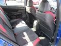 Carbon Black Rear Seat Photo for 2015 Subaru WRX #107711268