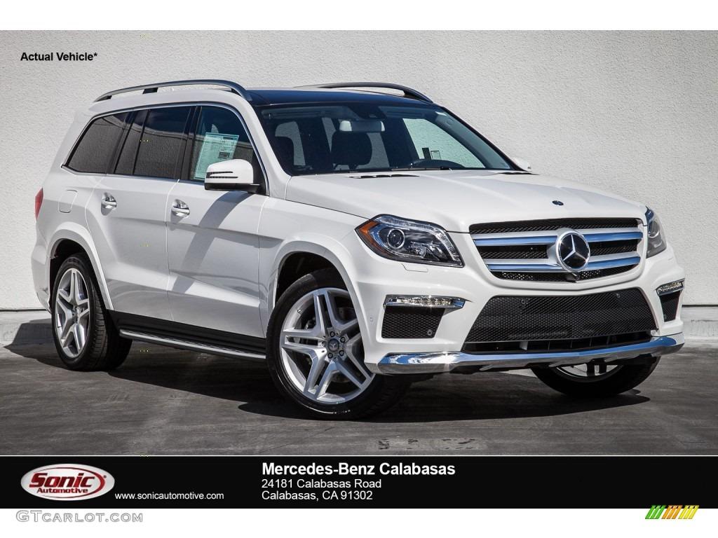 2016 polar white mercedes benz gl 550 4matic 107685382 for Mercedes benz polar white paint