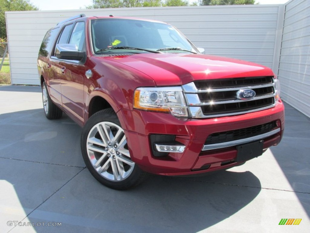 2016 ruby red metallic ford expedition el king ranch 107685635 car color galleries. Black Bedroom Furniture Sets. Home Design Ideas