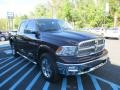 2012 Deep Molten Red Pearl Dodge Ram 1500 Laramie Crew Cab 4x4  photo #15