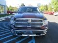 2012 Deep Molten Red Pearl Dodge Ram 1500 Laramie Crew Cab 4x4  photo #16