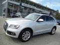 Ice Silver Metallic 2014 Audi Q5 2.0 TFSI quattro