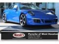 2016 Club Blau, Blue Paint to Sample Porsche 911 GTS Club Coupe #107724694