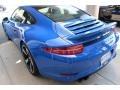 2016 Club Blau, Blue Paint to Sample Porsche 911 GTS Club Coupe  photo #7