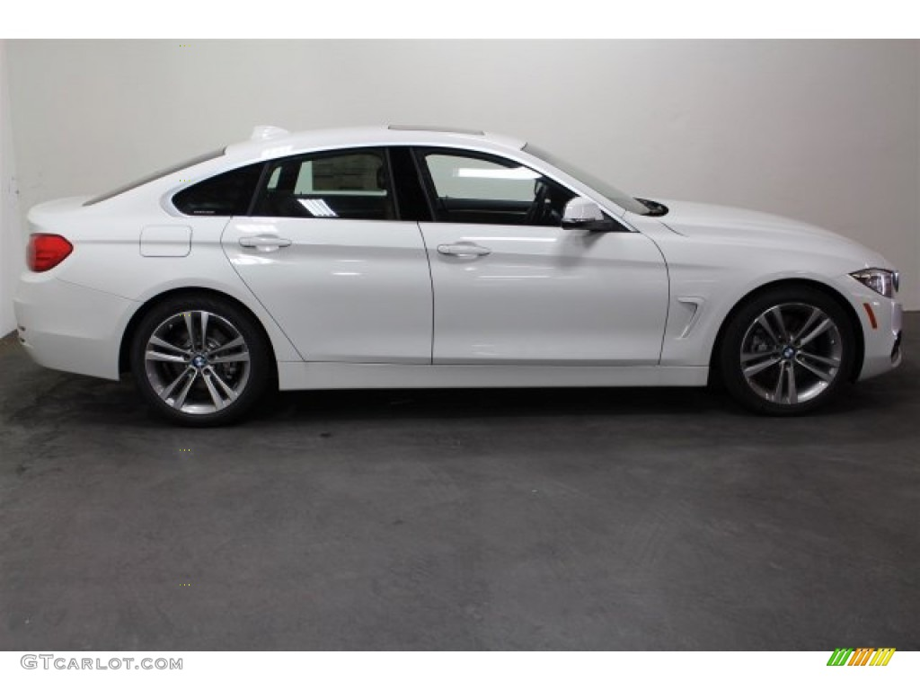 2016 4 Series 428i Gran Coupe
