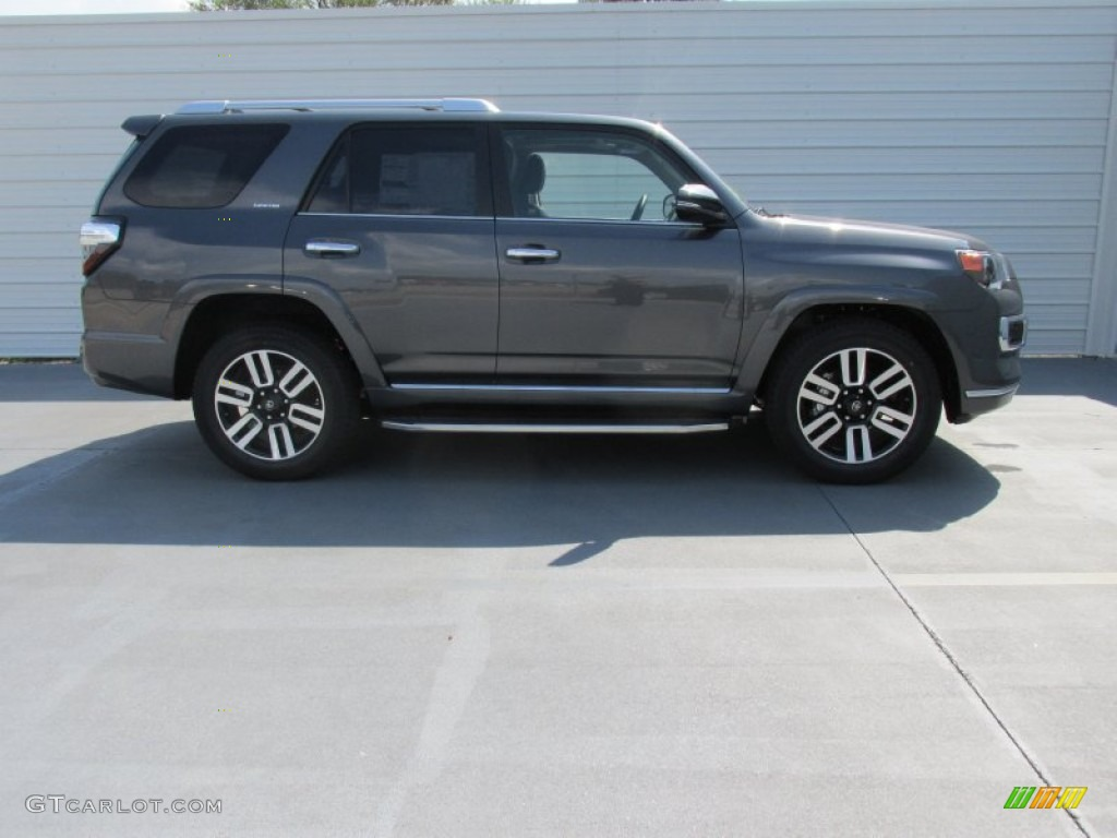 2016 magnetic gray metallic toyota 4runner limited 107724672 photo 3 car. Black Bedroom Furniture Sets. Home Design Ideas