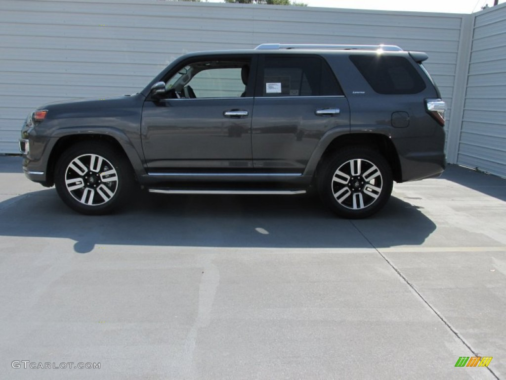 2016 Magnetic Gray Metallic Toyota 4runner Limited 107724672 Photo 6 Gtcarlot Com Car Color Galleries