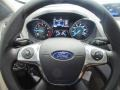 Medium Light Stone Steering Wheel Photo for 2016 Ford Escape #107755370