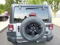 2016 Billet Silver Metallic Jeep Wrangler Unlimited Sport 4x4  photo #5