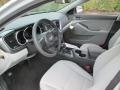 Gray 2015 Kia Optima Interiors