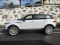 Yulong White Metalllic 2016 Land Rover Range Rover Evoque Gallery