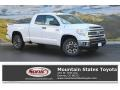 2016 Super White Toyota Tundra SR5 Double Cab 4x4  photo #1