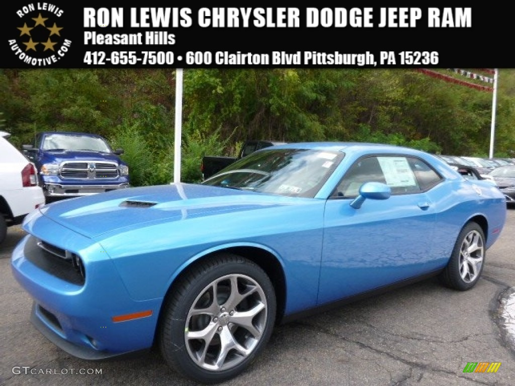 2016 b5 blue pearl dodge challenger sxt plus 107761964. Black Bedroom Furniture Sets. Home Design Ideas