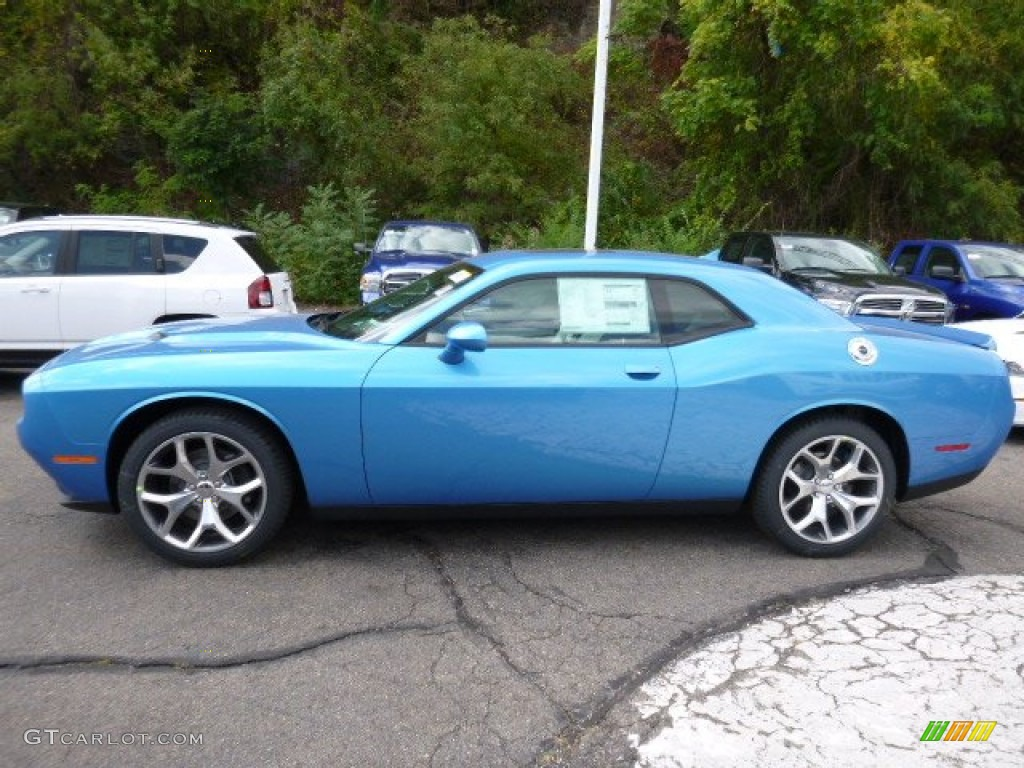 2016 Dodge Challenger Sxt Plus >> 2016 B5 Blue Pearl Dodge Challenger SXT Plus #107761964 Photo #2 | GTCarLot.com - Car Color ...