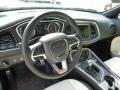 2016 Dodge Challenger Black/Pearl Interior Dashboard Photo