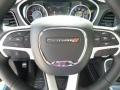 2016 Dodge Challenger Black/Pearl Interior Steering Wheel Photo