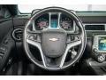 Black Steering Wheel Photo for 2014 Chevrolet Camaro #107810543