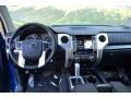 2016 Blazing Blue Pearl Toyota Tundra Platinum CrewMax 4x4  photo #6
