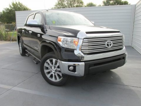 2016 Toyota Tundra Limited CrewMax 4x4 Data, Info and Specs