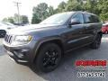 Granite Crystal Metallic 2015 Jeep Grand Cherokee Gallery