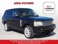 2007 Java Black Pearl Land Rover Range Rover Supercharged #107797579