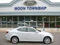 Starfire White Pearl 2009 Lexus IS 250 AWD