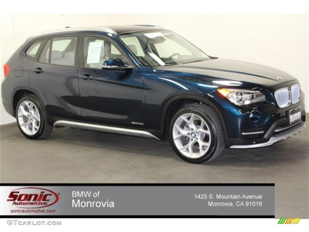 Midnight Blue Metallic BMW X1