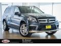 Steel Grey Metallic 2016 Mercedes-Benz GL 550 4Matic