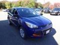 2016 Deep Impact Blue Metallic Ford Escape S #107842888