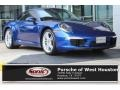2013 Aqua Blue Metallic Porsche 911 Carrera Coupe #107842881