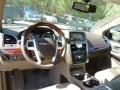 2016 Chrysler Town & Country Dark Frost Beige/Medium Frost Beige Interior Dashboard Photo