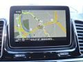 Navigation of 2016 GLE 450 AMG 4Matic Coupe