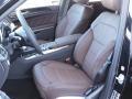 2016 GL 550 4Matic Auburn Brown/Black Interior