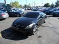 Black Obsidian 2008 Infiniti G 37 S Sport Coupe