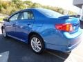 Blue Streak Metallic - Corolla S Photo No. 3