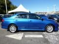 Blue Streak Metallic - Corolla S Photo No. 6