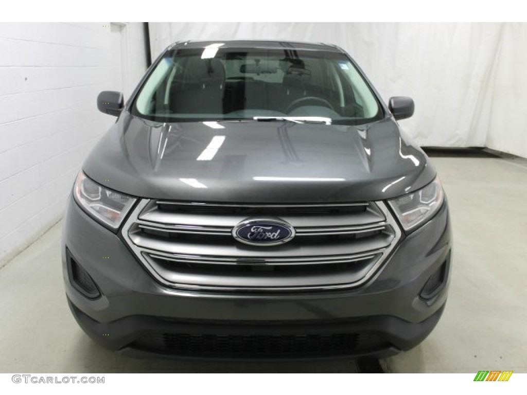 2015 ford edge se awd magnetic metallic color ebony interior - 2015 Ford Edge Titanium Magnetic