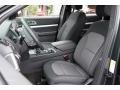 2016 Guard Metallic Ford Explorer XLT 4WD  photo #4